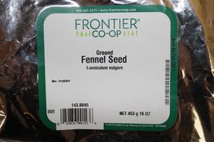 Fennel Seed G 1lb