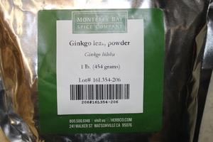 Ginkgo Leaf G 1lb