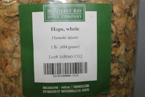 Hops Flowers (sweet) W 1lb