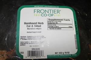 Horehound Herb C/S 1lb
